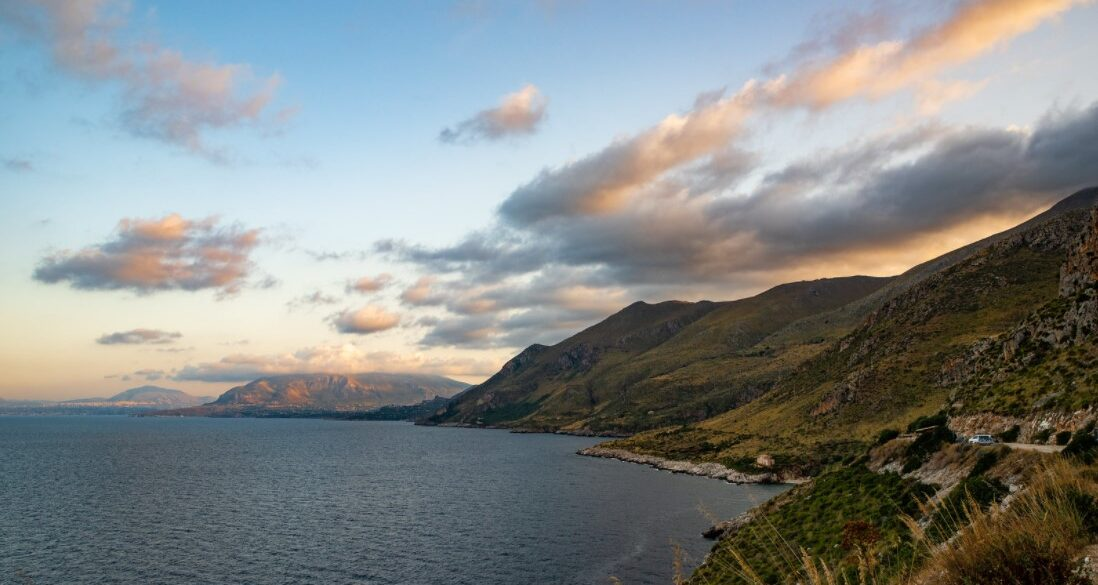 Riserva naturale dello zingaro in Sicilia
