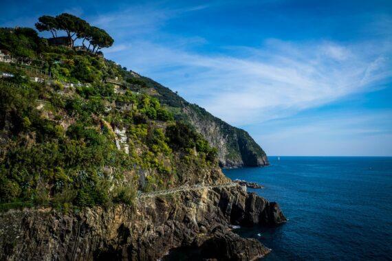 Il Parco Nazionale delle Cinque Terre